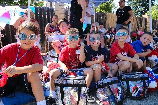 Rancho Corodva 4th Of July Parade