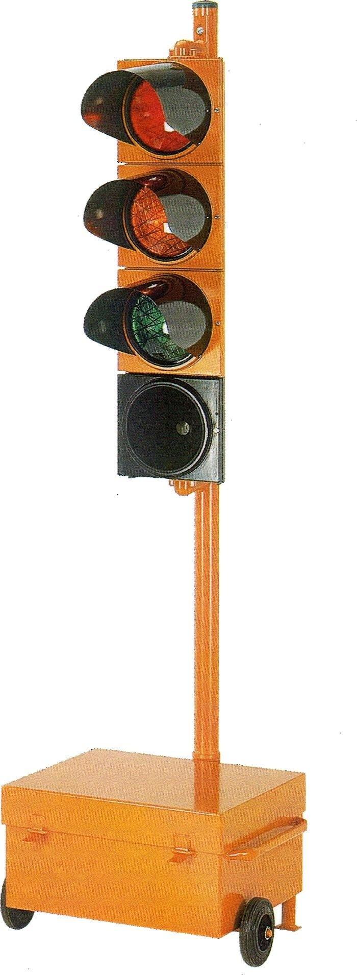 impianti semaforici mobili da cantiere