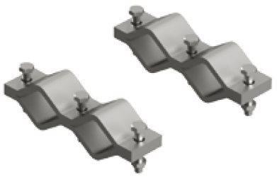 kit fissaggio di antenne su torrette