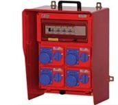 cassetta elettrica portatile