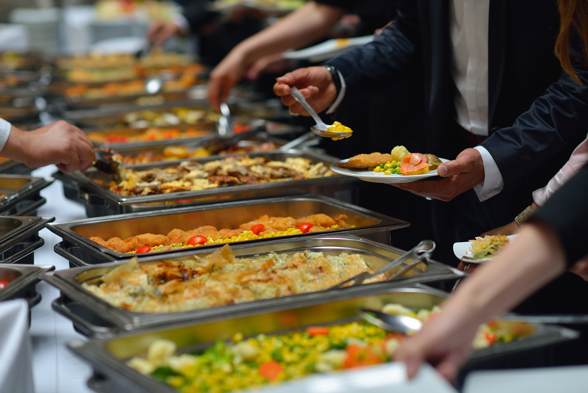 Catering by Silver Platter Catering