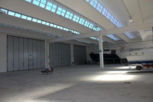 garage per i barchi