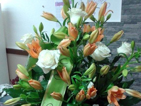Composizioni di fiori recisi