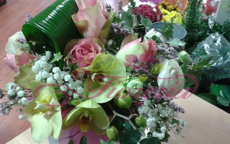 Bouquet per anniversari di matrimonio