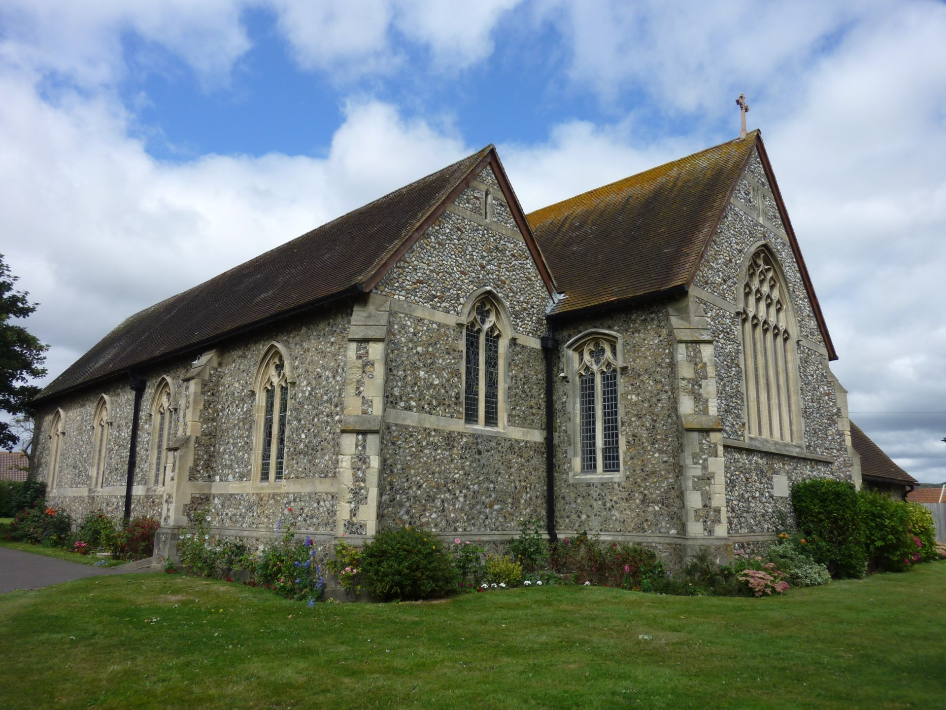 St Michael and All Angels Lancing