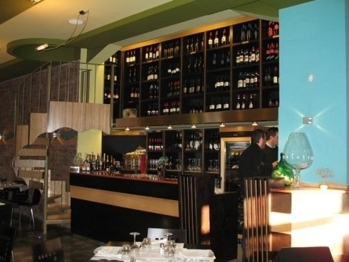 Arredo winebar