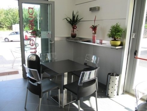 Tavoli e sedie bar