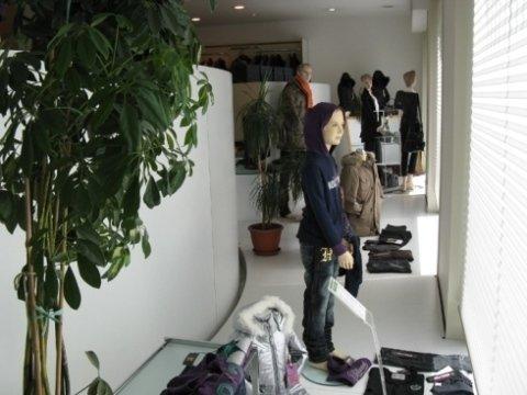 arredo negozio moda