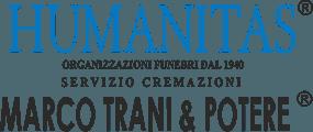 HUMANITAS MARCO TRANI & POTERE - FUNERAL CENTER - LOGO