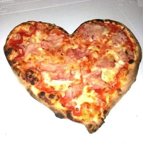 Alcune delle pizze preparate.