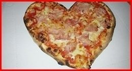 pizza cotto mozzarella