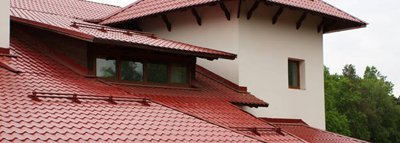 Roof after our gutter repair services in Perth