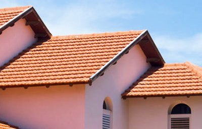 A home after roof restoration services in Perth
