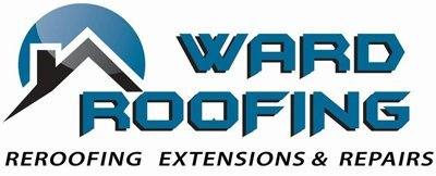ward roofing business logo