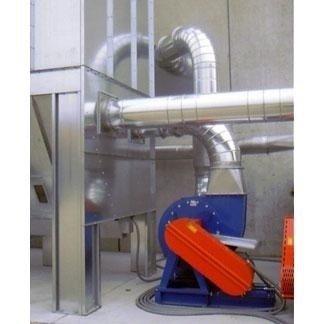 impianto depurazione aria