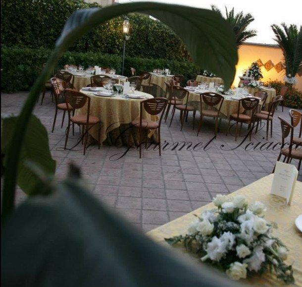 foto di terrazza ristorante