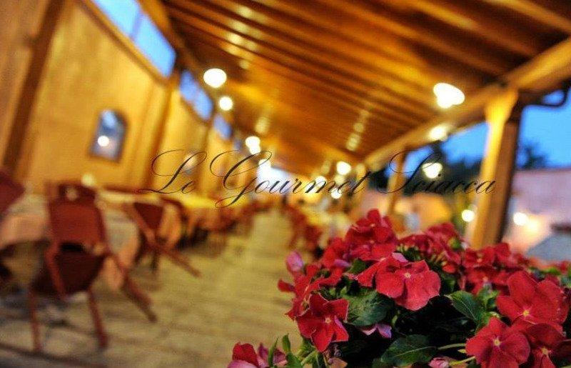 foto corridoio ristorante