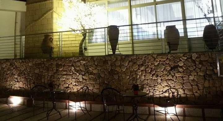 balconata di ristorante