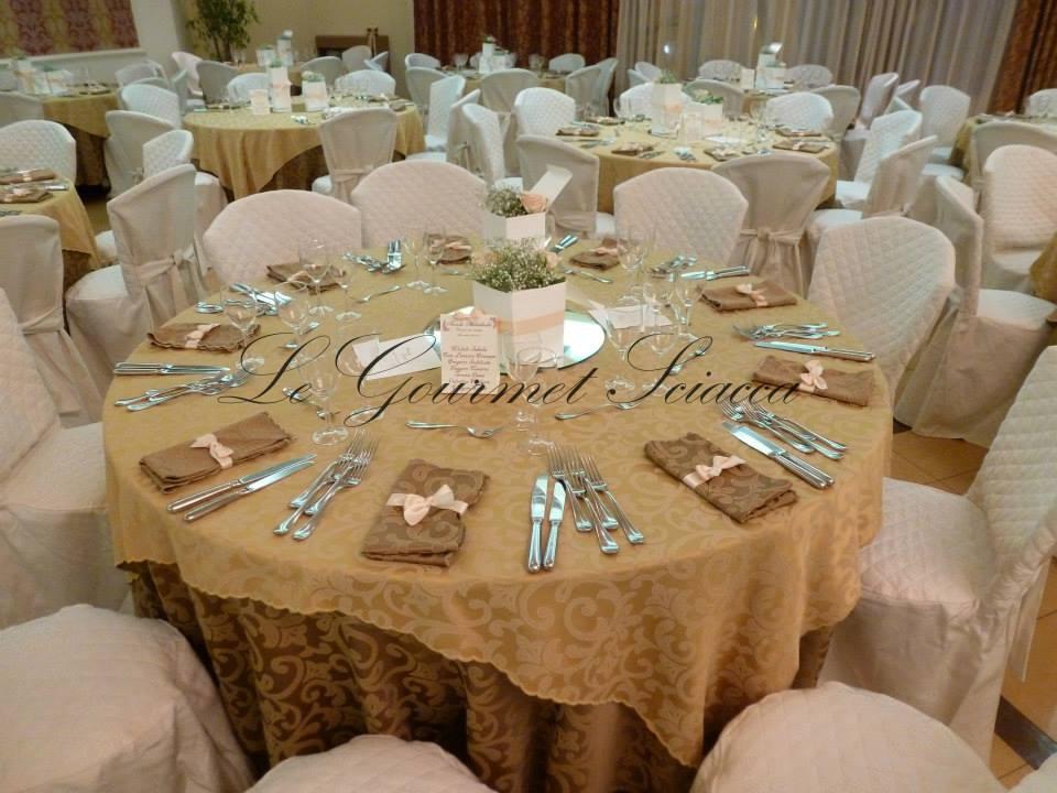 tavola per parenti degli sposi