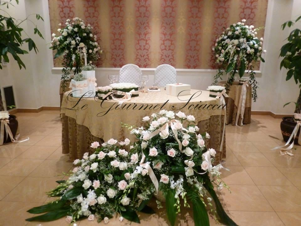 tavolata padronale per sposi