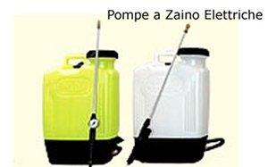 pompe a zaino elettriche