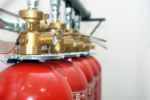 impianto antincendio gas