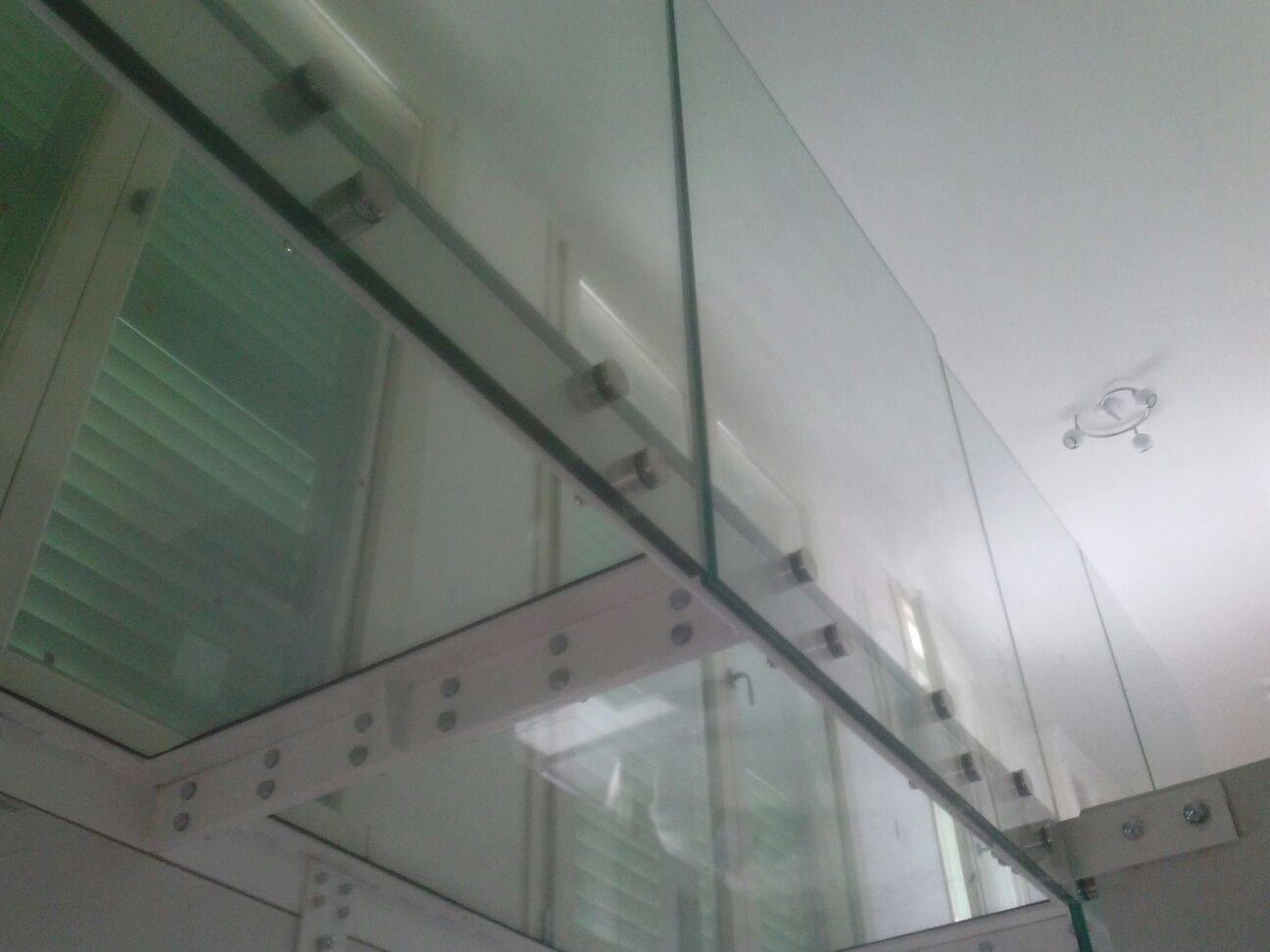 Passatoio in vetro