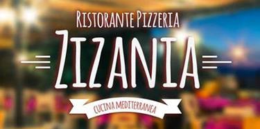 RISTORANTE PIZZERIA ZIZANIA - LOGO