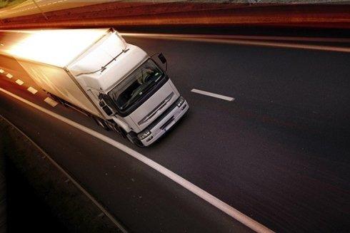 camion che trasporta merci pericolose