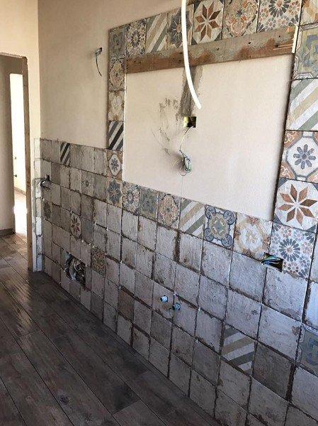 mattonelle disegni diversi La mattonella Villafranca In Lunigiana (MS)