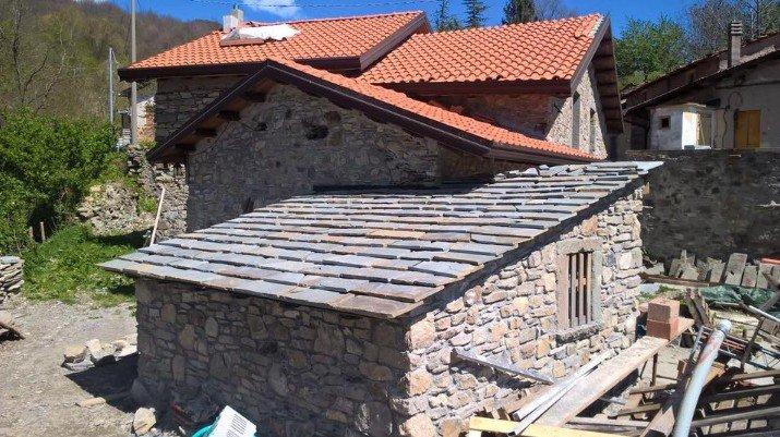 rivestimenti tetti La mattonella Villafranca In Lunigiana (MS)