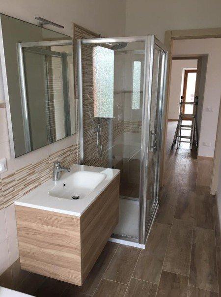 arredo bagno moderno La mattonella Villafranca In Lunigiana (MS)
