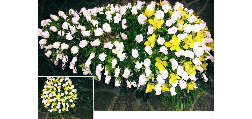 corona floreale