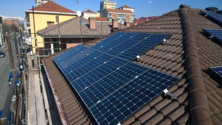 impianto solare residenziale