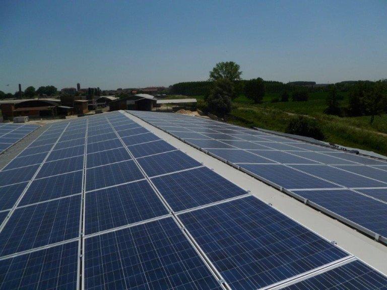 installazione energia rinnovabile solare