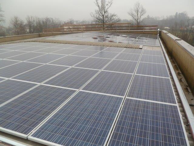 progettazione impianti solari torino