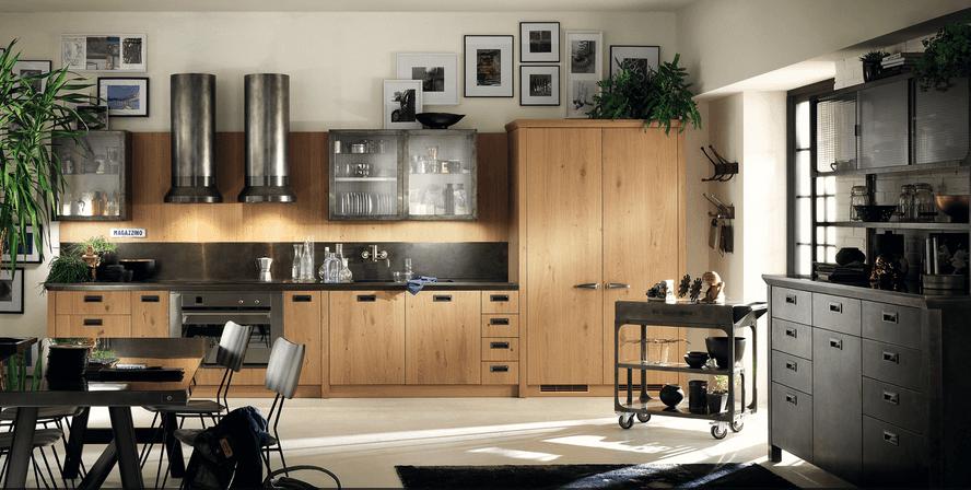 cucina-classica-clor-legno