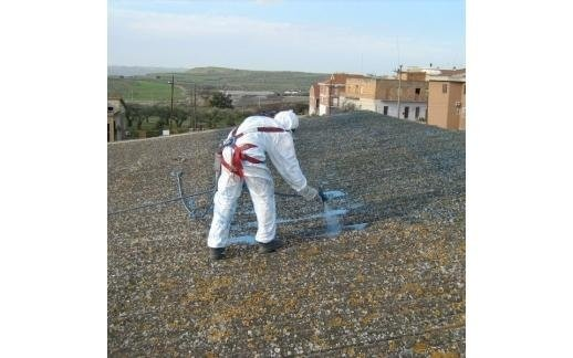 Asbestos encapsulation
