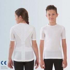maglietta posturale giovani
