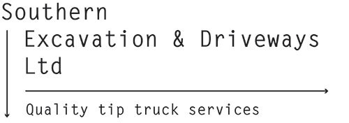 Southern Excavation & Driveways logo