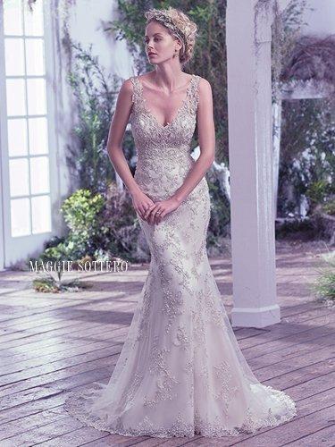 beautifully designed bridal wear