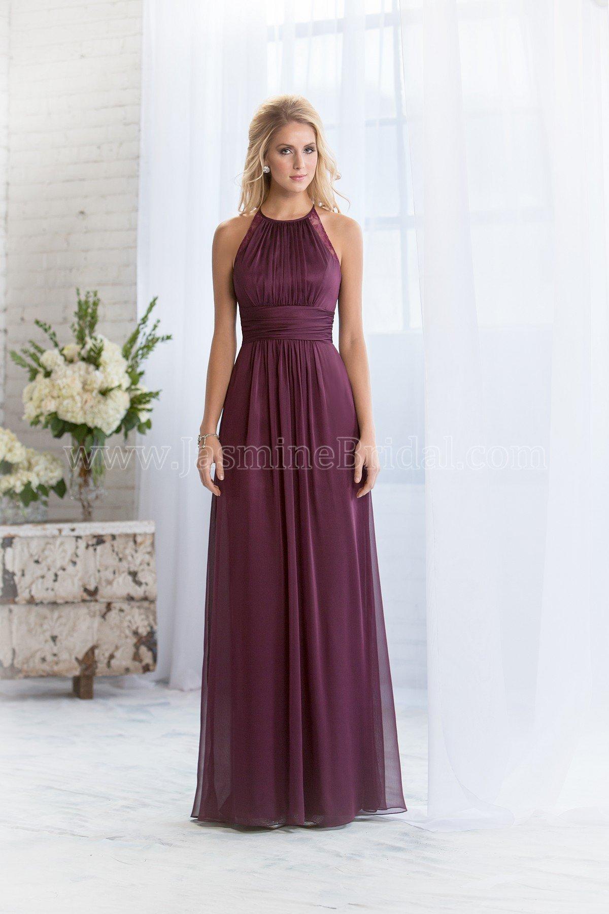 violet colour dress