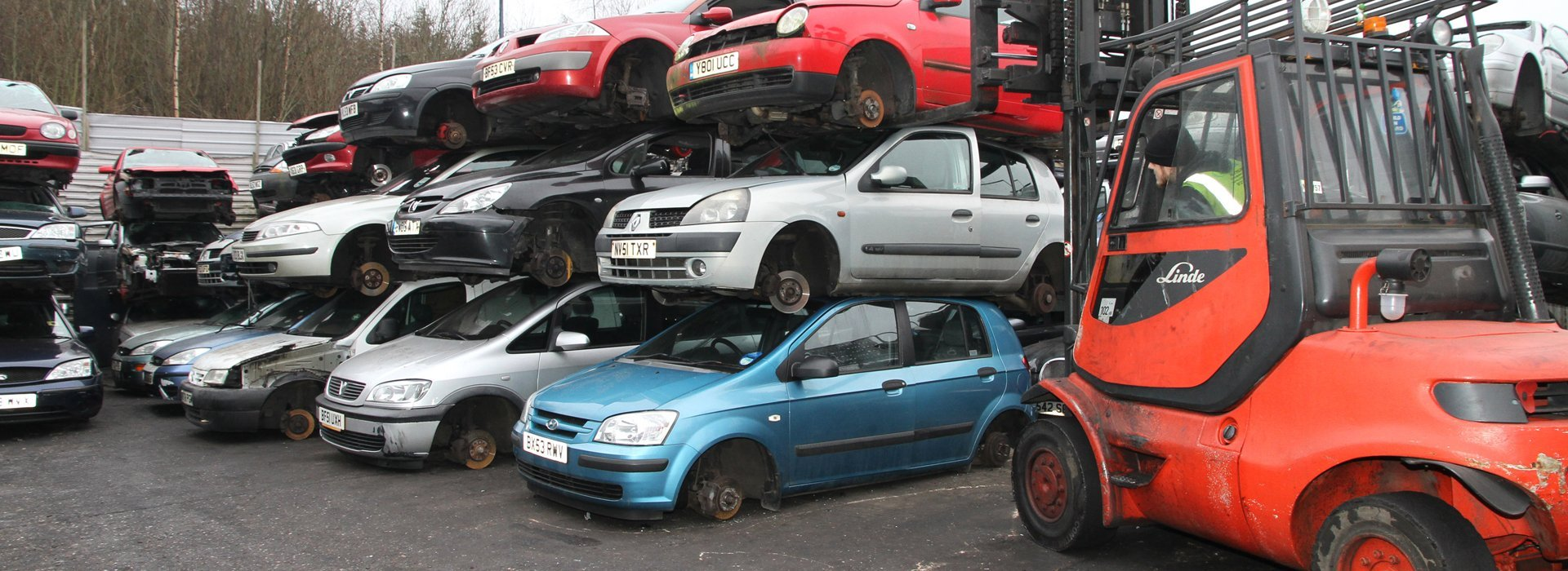 Vehicle Recycling & Scrap Car Collection In Birmingham
