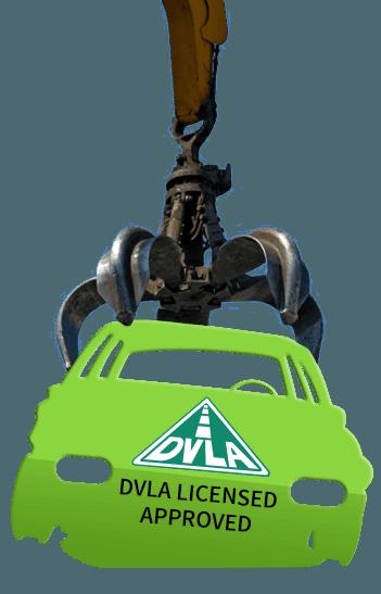 DVLA logo