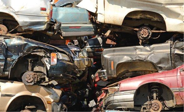 Car Scrapping in Birmingham - Birmingham Autobreak