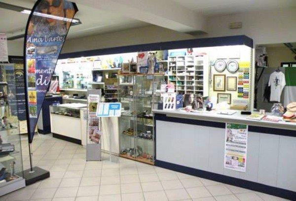 interno di un negozio