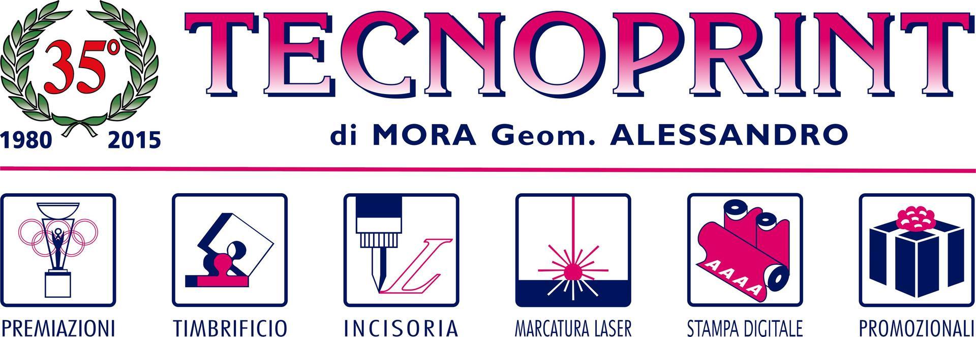 TECNOPRINT - TIMBRI COPPE E TROFEI - LOGO