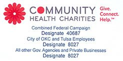 Proud Member of Community Health Charities