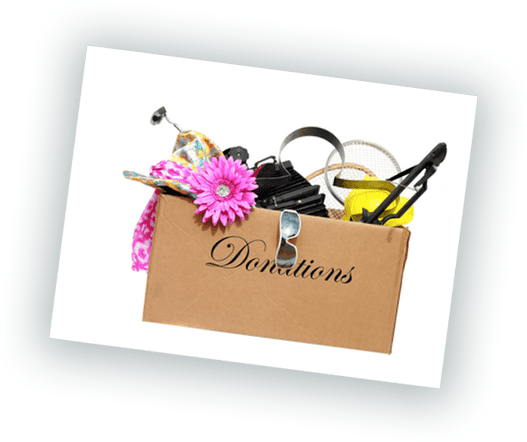 Donate Discarded Household Goods