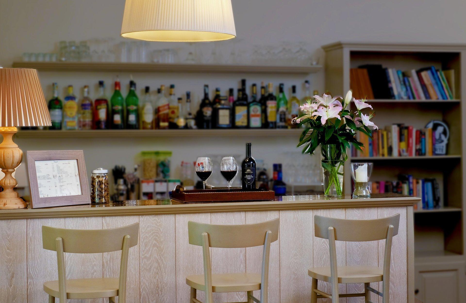 servizio bar in albergo